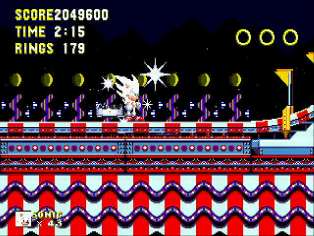 Sonic and Knuckles & Sonic 3 - ultimate score - User Screenshot